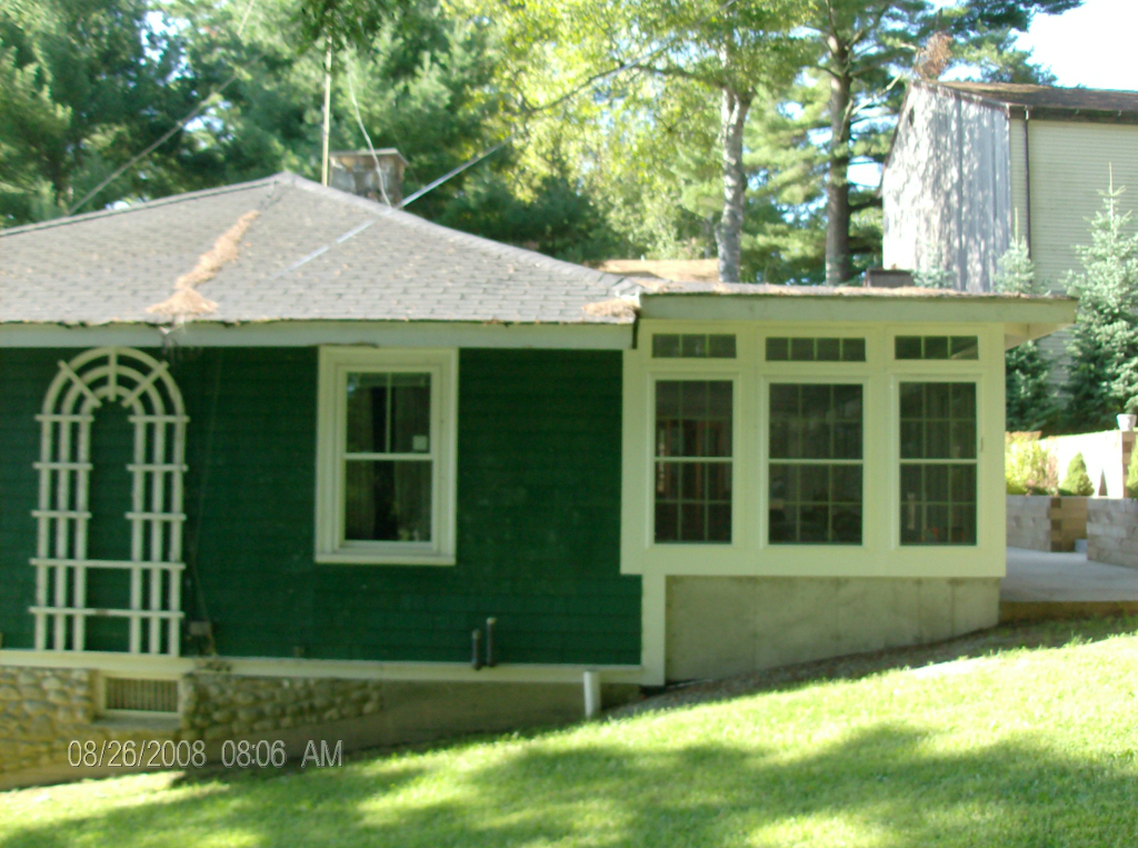 Lakeside Cottage 2nd Story Addition Renovations