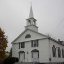 Manchester Community Church – New Steeple