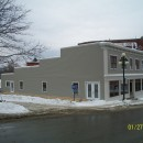 Dexter Regional Development Corp. – Building Renovation & 2nd Story Addition (before & after pictures)